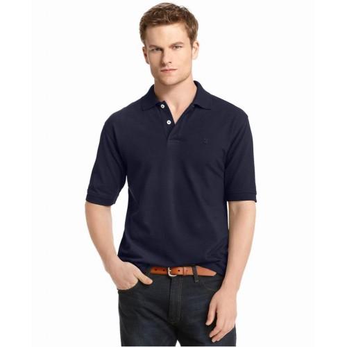 Áo Phông Polo Nam Izod Premium Xanh Đen Xách Tay