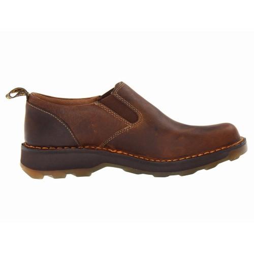 Giày Lười Da Nâu Dr. Martens Maclean Chính Hãng