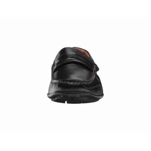 Giày Lười Nam Giorgio Brutini 478851 Da Đen Xách Tay