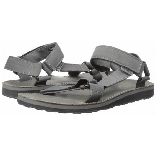 Giày Sandal Nam Teva Original Universal Menswear Xám Chính Hãng