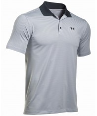 Áo Polo Thể Thao Nam Under Armour Striped Golf Tay Ngắn