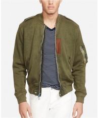 Áo Jacket Nam Polo Ralph Lauren Cotton Bomber Cao Cấp