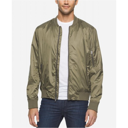 Áo Jacket Nam Calvin Klein Jeans Nylon Aviator Hàng Hiệu