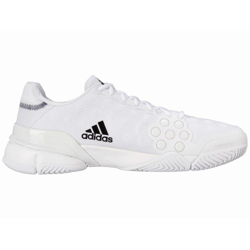 Giày Thể Thao Nam Adidas Barricade Trắng Cao Cấp