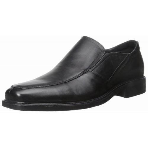 Giày Tây Lười Nam Steve Madden Axxle Đen Cao Cấp