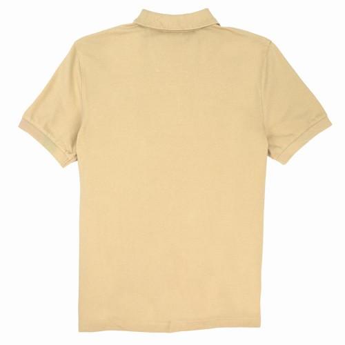 Áo Phông Polo Nam Nautica Solid Pique Deck Vàng Cổ Bẻ