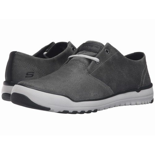 Giày Thể Thao Nam SKECHERS Relaxed Cao Cấp