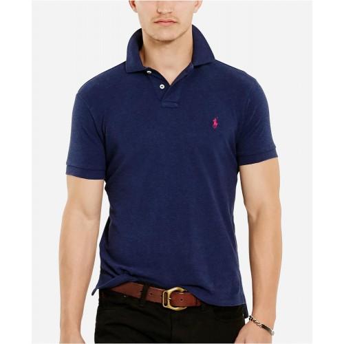 Áo Phông Polo Ralph Lauren Custom-Fit Mesh Nam Chính Hãng