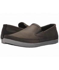 Giày Lười Nam SKECHERS Relaxed Fit Cardova - Osuno Nâu Đậm