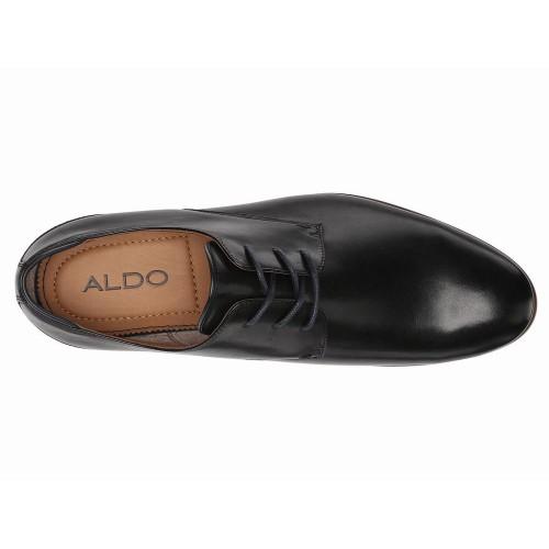 Giày Oxford Nam ALDO Hermosthene Da Đen Công Sở