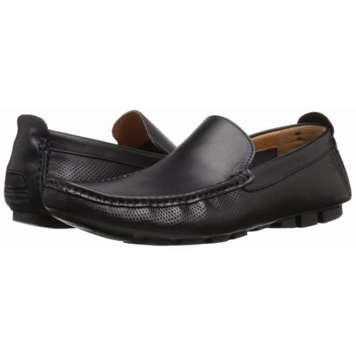 Giày Lười Nam ALDO Ranum Da Đen Hàng Hiệu