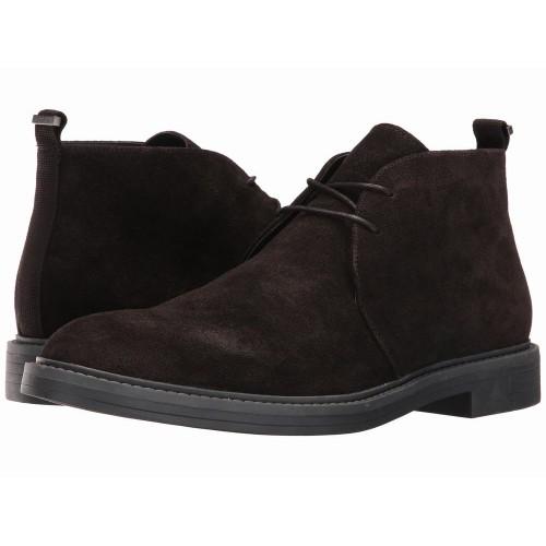 Giày Boot Da Lộn Calvin Klein Jae Nam Chính Hãng