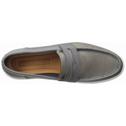 Giày Slip-On Thể Thao Tommy Hilfiger Nam Mckinney2 Xám