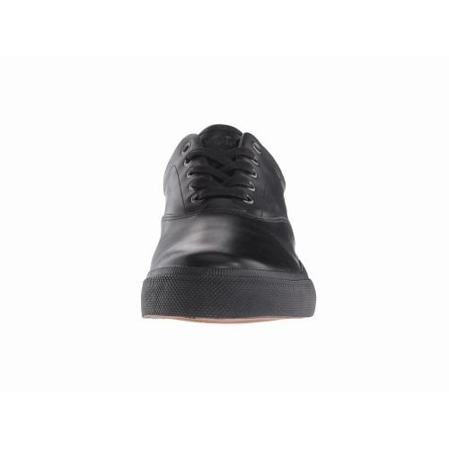 Giày Vải Polo Ralph Lauren Nam Vaughn Nâu Thể Thao
