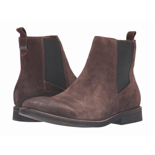 Giày Boot Nam GUESS Jibbs Không Dây Da Lộn