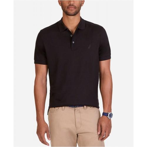 Áo Thun Nam Nautica Polo Shirt Đen Chính Hãng