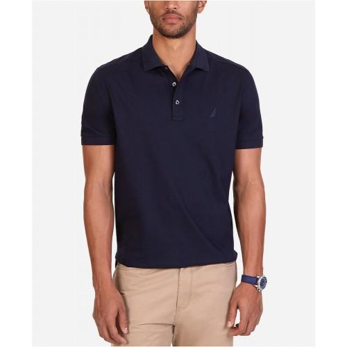 Áo Phông Polo Nam Nautica Shirt Xanh Đen Hàng Hiệu
