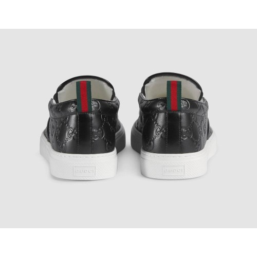 Giày Slip-on Thể Thao Gucci Signature Chính Hãng