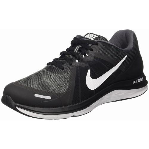 Giày Nike Nam Dual Fusion X 2 Đen Trắng Thể Thao