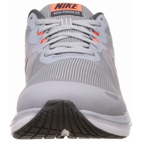 Giày Thể Thao Nike Nam Dual Fusion X 2 Xám Xách Tay