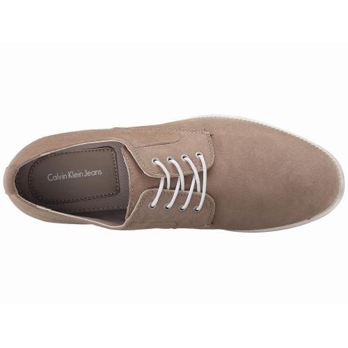 Giày Da Lộn Calvin Klein Jeans Dwight Chính Hãng