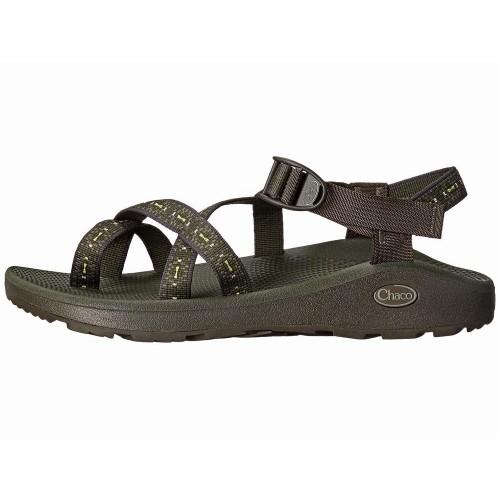 Giày Sandal Chaco Nam Z Cloud 2 Xanh Rêu Chính Hãng