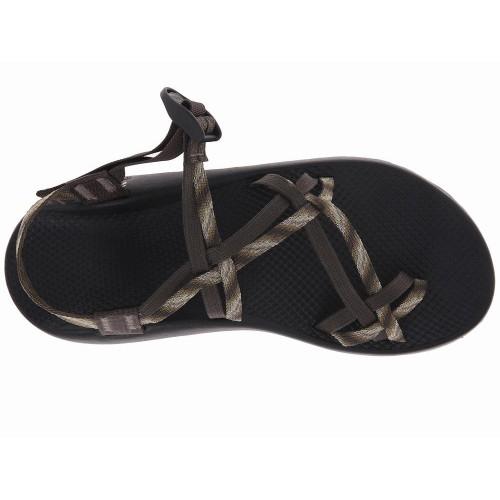 Giày Sandal Chaco ZX 2 Classic Xanh Rêu Chính Hãng