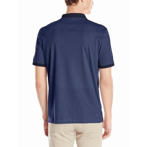 Áo Thun Calvin Klein Nam Liquid Cotton Xanh Đen