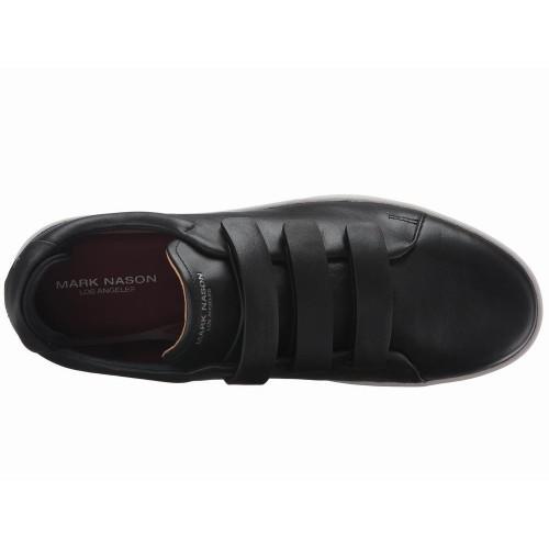 Giày Da Mark Nason By Skechers Bunker Đen Chính Hãng