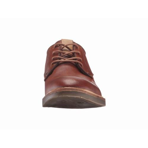 Giày Da Steve Madden Nam Bentley Nâu Oxford Chính Hãng