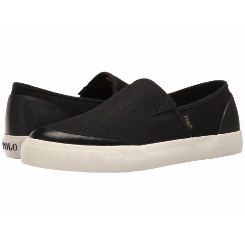 Giày Thể Thao Polo Ralph Lauren Nam Itford Vải Slip-On