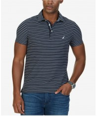 Áo Polo Nautica Nam Classic-Fit Striped Performance Cao Cấp