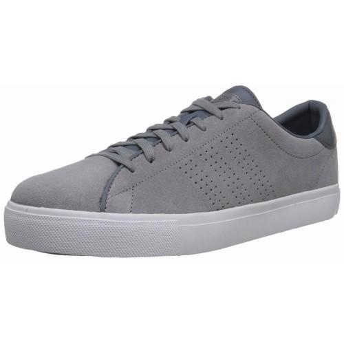 Giày Sneaker Adidas Neo Skateboarding Xám Da Lộn