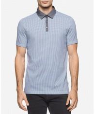 Áo Thun Nam Calvin Klein Micro-Pattern Hàng Hiệu