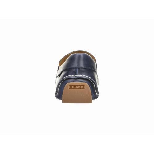 Giày Da Lười Sebago Kedge Venetian Hàng Hiệu