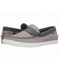 Giày Lười Vải Cole Haan Pinch Weekender Textile Hàng Hiệu
