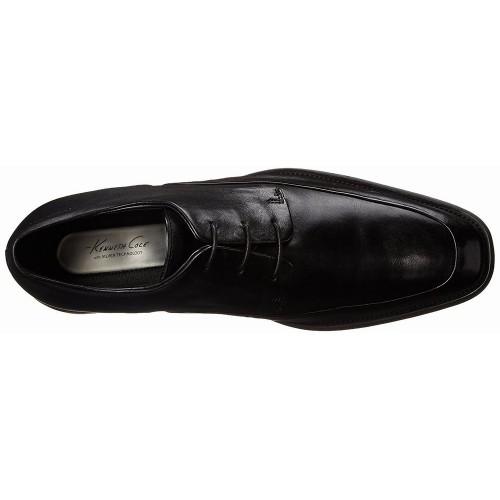 Giày Tây Kenneth Cole New York A-Shore Da Đen Hàng Hiệu