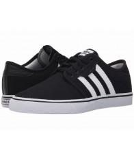 Giày Thể Thao adidas Nam Skateboarding Seeley Vải Đen