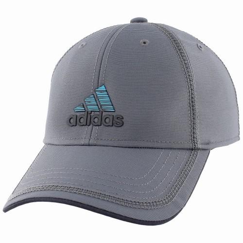 Nón Nam Adidas Contract Xám Thể Thao Hàng Hiệu