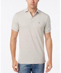 Áo Phông Nam Tommy Hilfiger Custom-Fit Ivy Xám Cao Cấp