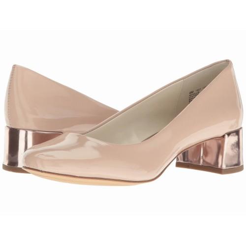 Giày Gót Thấp Nữ Anne Klein Hallie Bít Mũi Gót Thô