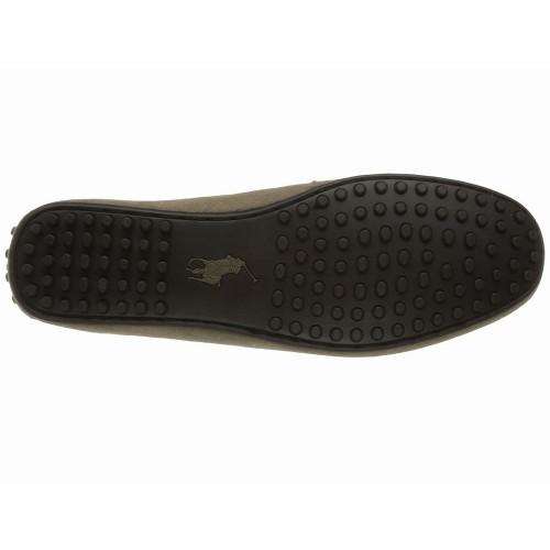 Giày Lười Nam Polo Ralph Lauren Woodley Da Lộn Chính Hãng