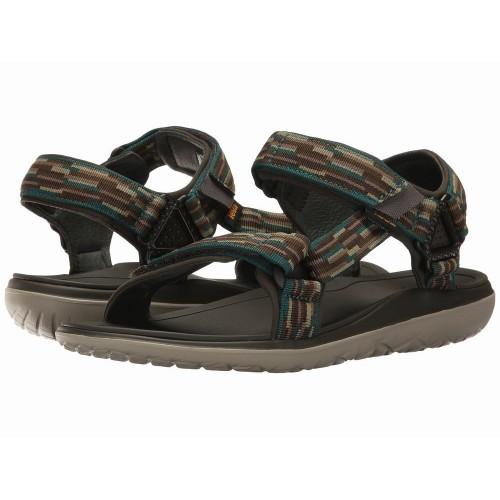 Giày Sandal Teva Terra Nam Quai Vải Chất Bền Chính Hãng