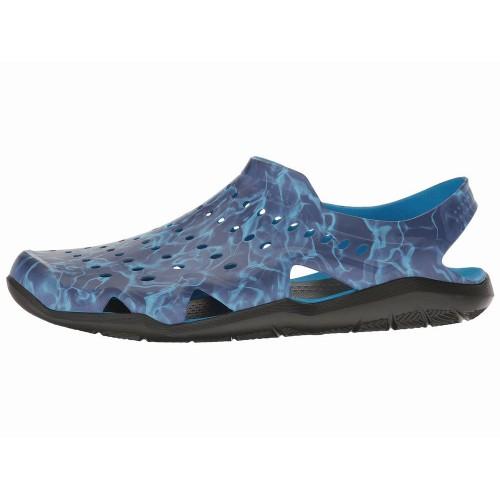 Giày Sandal Nam Crocs Wave Họa Tiết Chất Đẹp