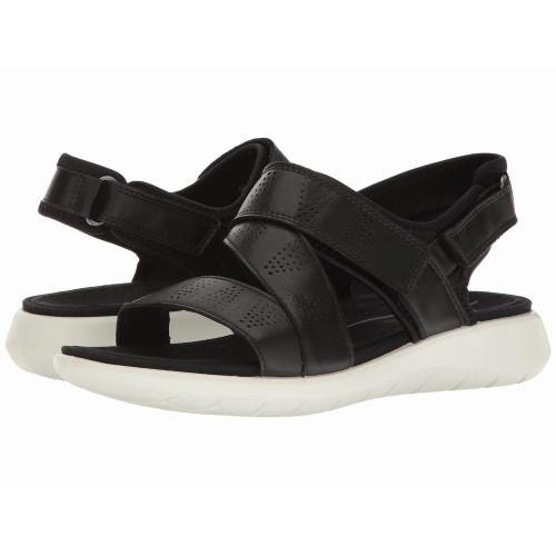Giày Sandals Nữ ECCO Soft Quai Hậu Hàng Nhập
