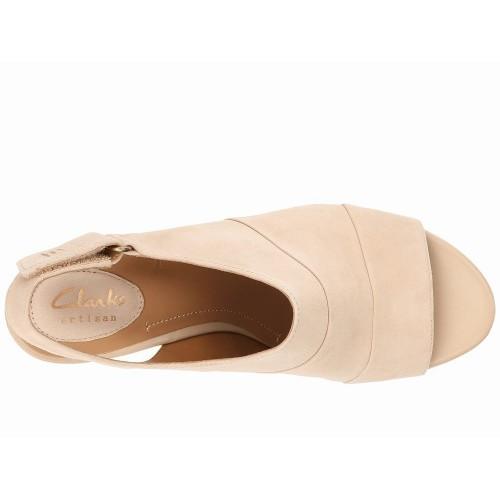 Giày Sandal Gót To Clarks Ralene Hàng Chính Hãng