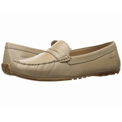 Giày Lười Nữ Sebago Chất Da Mềm Harper Lịch Sự Hàng Hiệu