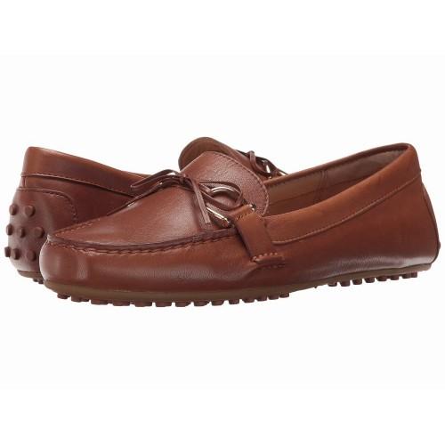 Giày Lười Nữ LAUREN Ralph Lauren Da Thật Filey Chính Hãng