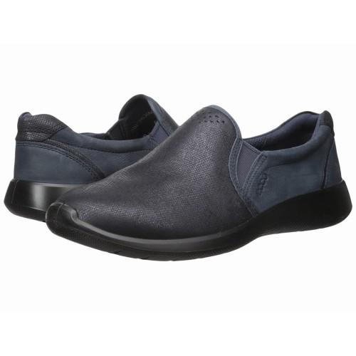 Giày Thể Thao Nữ ECCO Chất Da Mềm Soft 5 Hàng Nhập