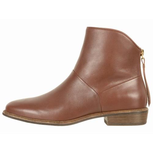 Giày Boot Thấp Nữ UGG Chất Da Thật Bruno Cá Tính